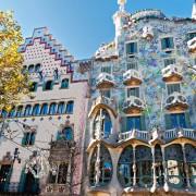 "Barcelona Gaudí ""Touristic Bus"""