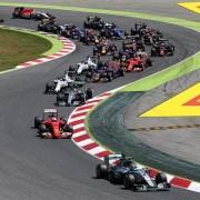 GP Catalunya F-1
