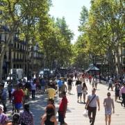 Les Rambles (Barcelona)
